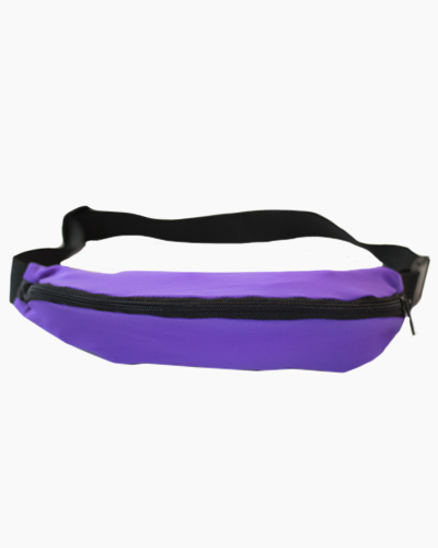 1 Pocket Running Belt Purple