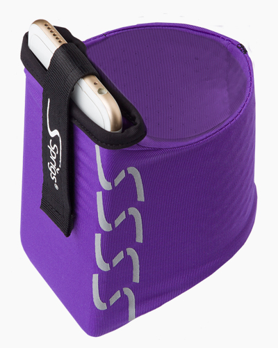 Banjees iPhone Armband Purple Front