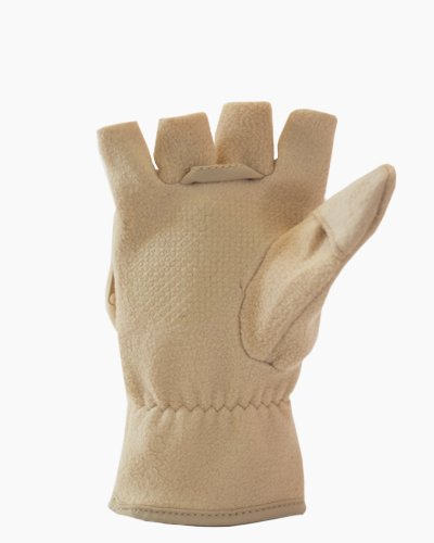 Tan Multi Mitt Fingerless Gloves Inside 2