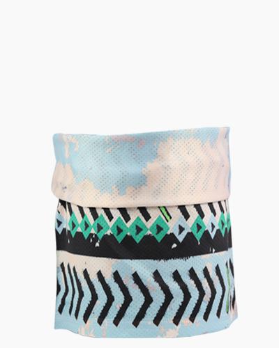 Slink Bandana Headband Aztec Both