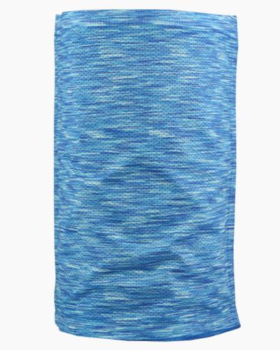 Slink Bandana Headband Blue Melange Front