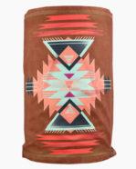 Slink Bandana Headband Aztec Front