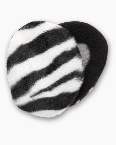 Zebra Earbags